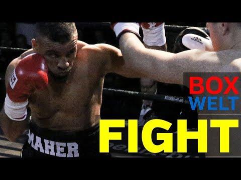 Maher Ayada vs Elias Ozan  4 rounds super middleweight  20.01.2018  Empore Buchholz