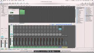 Outputs issue - Studio Drummer -Kontakt 5 multi-outputs and Logic Pro