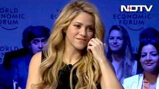 Classmates Said I Sing Like A Goat, Owe Career To Parents, Shakira Tells Prannoy Roy