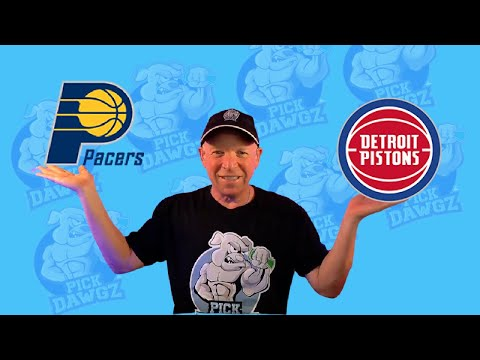 Indiana Pacers vs Detroit Pistons 3/24/21 Free NBA Pick and Prediction NBA Betting Tips