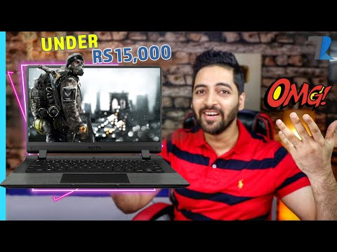 Avita Essential - Unboxing & Hands On | Best Budget Laptop For Students Under Rs.15,000