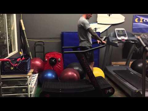 Running Mechanics on the True Form Running Treadmill