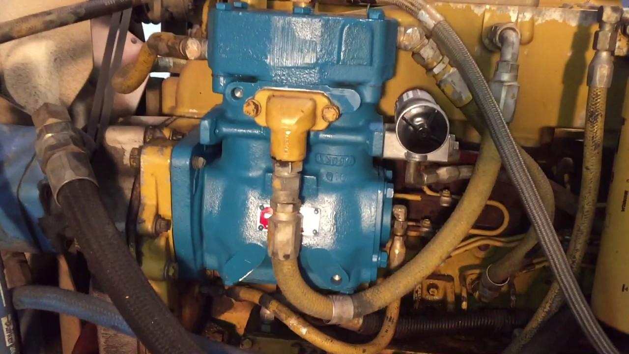 Cat C T Water Pump