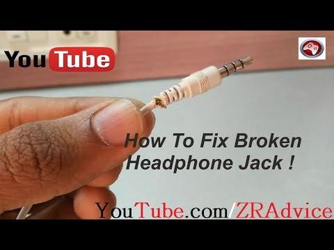 Fix Repair Headphone Jack Any Headphone in hindi