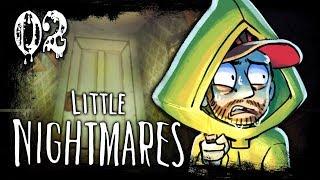 Looong Looong Maaaan~!   Little Nightmares Part 2 - TFS Gaming