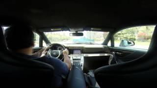 Lexus LFA Test Drive