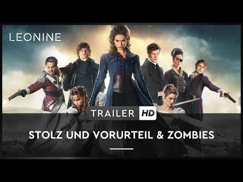 Stolz und Vorurteil & Zombies - Trailer (deutsch/german)