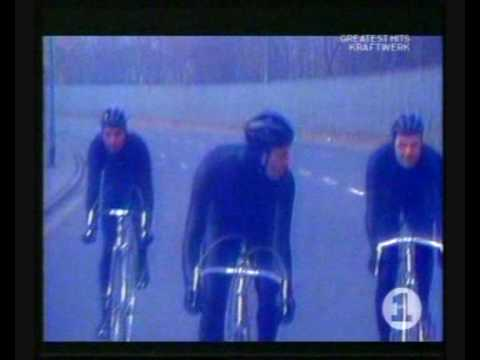 Kraftwerk - Tour de france 1983 Alternative video