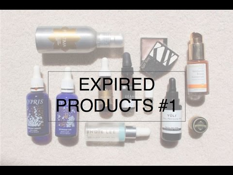 Expired #GreenBeauty Products #1 | Nephriticus