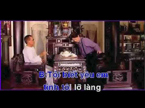 """""""TINH CHI DEP"""" Tieng hat Anh Vu DVD KARAOKE """"LAN DAU GAP NHAU"""""""