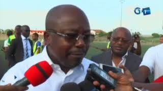 RTG - Les Panthères du Gabon enfin au complet
