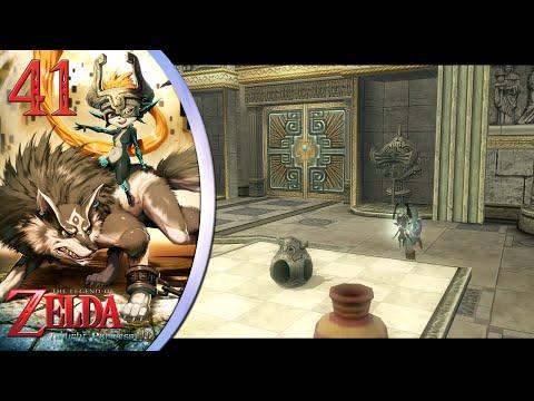 Zelda Twilight Princess HD #41 - El Templo del Tiempo
