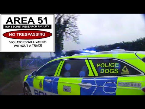 UK's ABANDONED AREA 51 IS NO JOKE! HUNTED DOWN