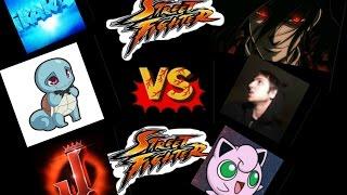 Torneo de street fighter alpha 3 - Smat smile