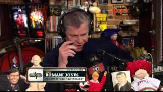 Bomani Jones on the Dan Patrick Show (Full Interview) 4/28/14
