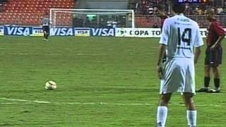 Atlético-PR 3x2 Santos Libertadores 2005 Quartas