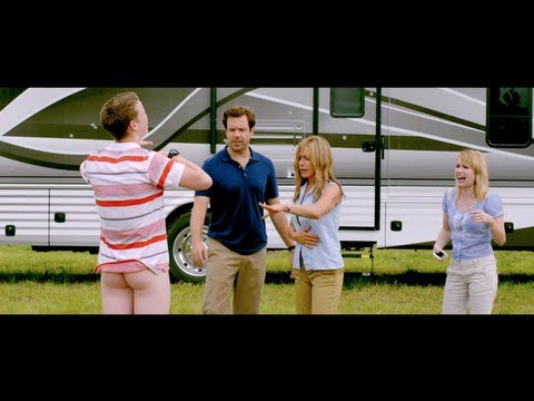 We're The Millers Red Band TRAILER (2013) - Jennifer Aniston, Emma Roberts Comedy HD from YouTube · Duration:  2 minutes 30 seconds