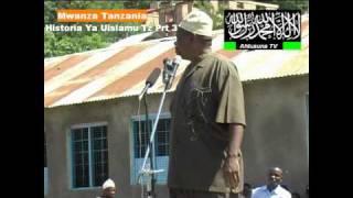 Repeat youtube video Historia ya uislamu Tanzania Kabla na baada ya uhuru Mtoa Mada Ust  Ilunga H  Kapungu Prt  3  By Ahmed Sh  Ahlusuna TV Mwanza Tz