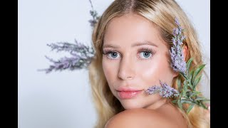 Natural Close Up Skin Retouch and Edit