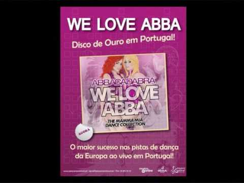 Abbacadabra - We Love ABBA: The Mamma Mia Dance Collection