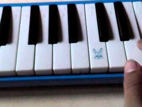 Pianika( aku punya anjing kecil)