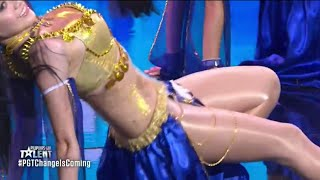 Vice Ganda INLOVE with sexy belly dancer in PGT auditions