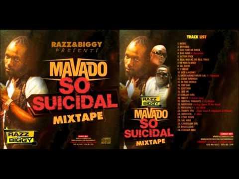 """Razz & Biggy Presents Mavado """"So Suicidal Mixtape"""" - October 2012 @GazaPriiinceEnt"""
