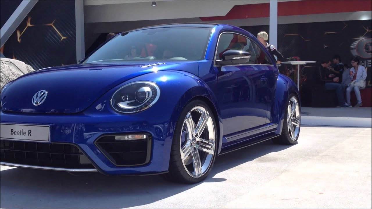 Gti Treffen 2012 Vw Beetle R Update Youtube