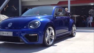 Volkswagen Beetle R Concept 2012 Videos