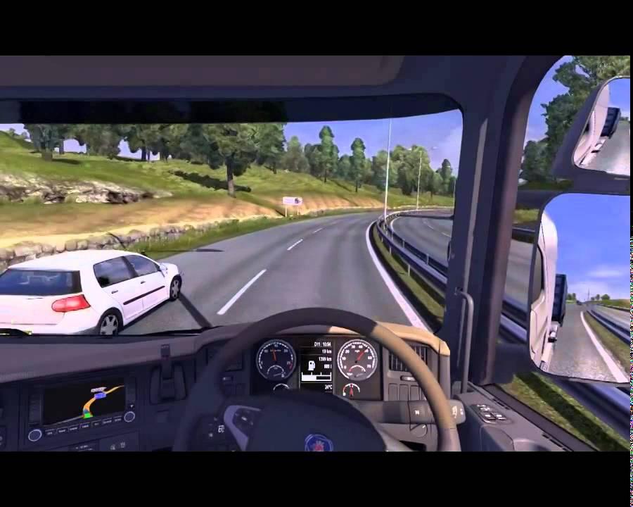 скачать моды антирадар euro truck simulator 2