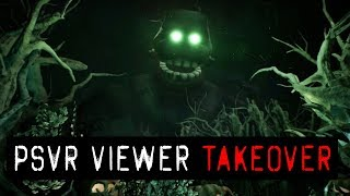 VIEWER TAKEOVER | The Scariest PSVR Games for Halloween