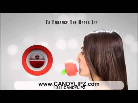 How To Use CandyLipz Lip Pump Suction Device