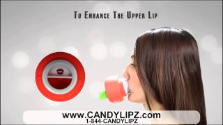 vuclip How To Use CandyLipz Lip Pump Suction Device