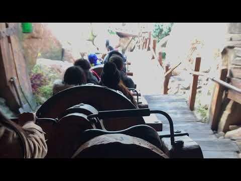 Seven Dwarfs Mine Train - Shanghai Disneyland