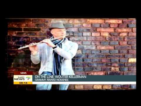 South African flutist and composer nominated for a Grammy