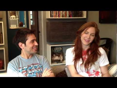 The Hungry - Interview with Yossi Sasson and Gillian Shure -