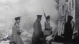Оборона Севастополя, 1853-1856, Крымская война. Игровой фильм, 1911 г. Воссозданны подлинные события