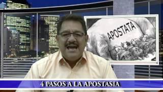 4 PASOS PARA LA APOSTASIA