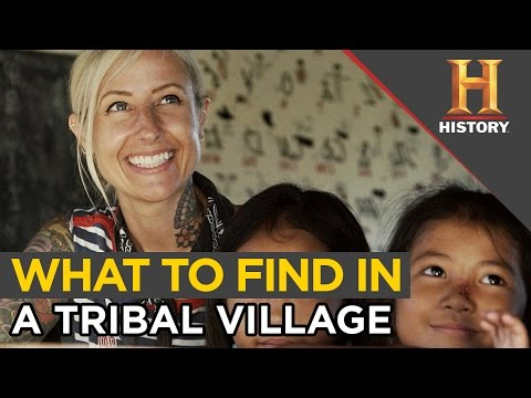 Mysterious Tribal Village of Eskaya, Philippines | Ride N' Seek Philippines S4
