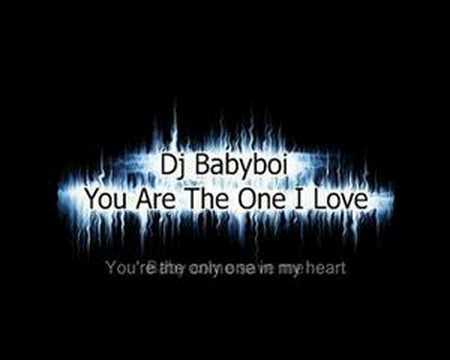 Dj Babyboi - You Are The One Techno Remix