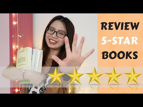 REVIEW SÁCH 5 SAO/ 5-STAR BOOK REVIEW
