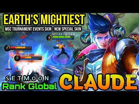Claude Earth's Mightiest