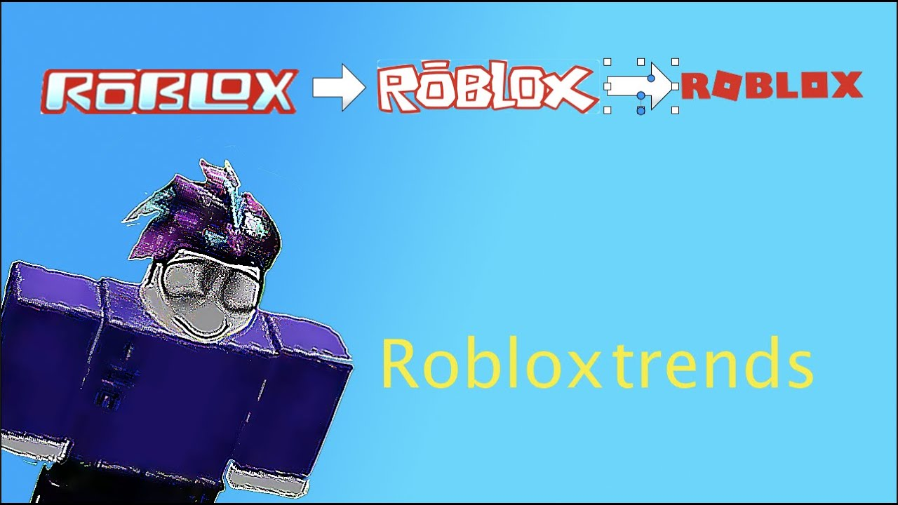 roblox trends that are confusing to my brain...