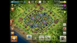 Clash of Clans - How to make 5 MILLION Loot in 1 hour! (Best Strategy)