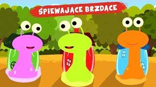 Śpiewające Brzdące - Dzielne ślimaki - Piosenki dla dzieci