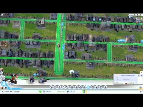 SimCity (2013) - Building a 1,000,000 Population City