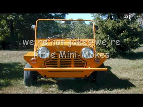 The Mini Moke Song