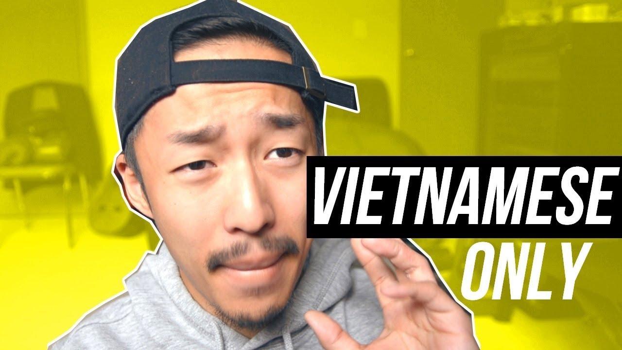 Speaking Vietnamese only in a VLOG? (Người Nước Ngoài Nói Tiếng Việt)