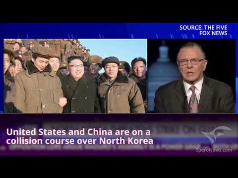 General: US and China are on a collision course over NK missiles