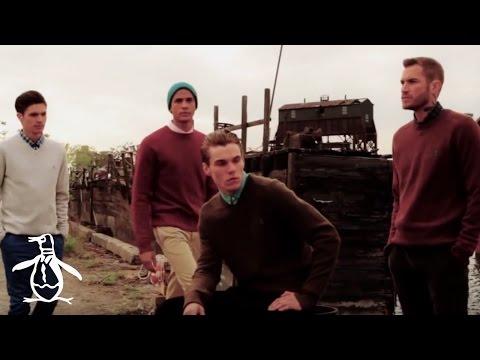Original Penguin FW12 Campaign Video